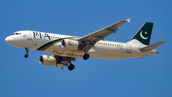 Pakistan International Airlines - Sputnik Việt Nam