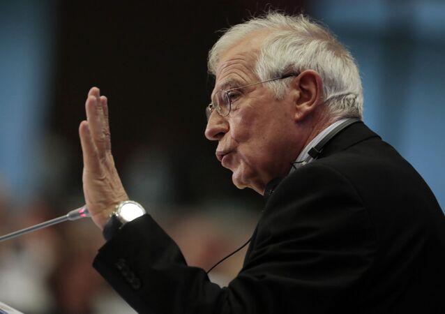 Đại diện cao của Liên minh châu Âu về chính sách đối ngoại và an ninh Josep Borrell