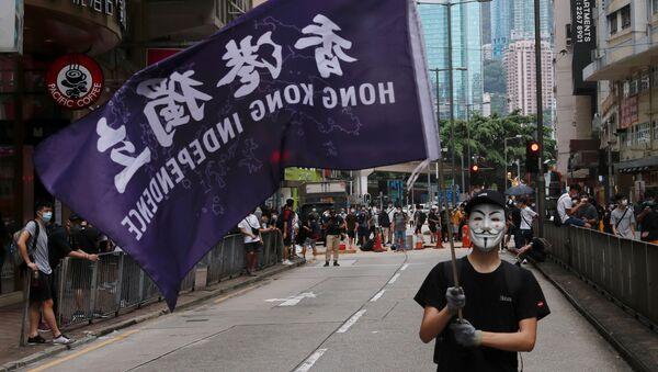 Bạo loạn ở Hồng Kông - Sputnik Việt Nam
