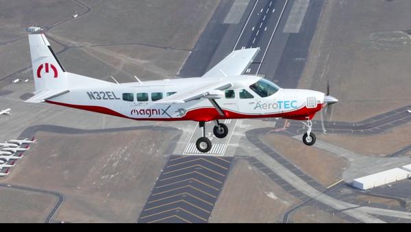 Máy bay điện Cessna 208B Grand Caravan được thử nghiệm  - Sputnik Việt Nam