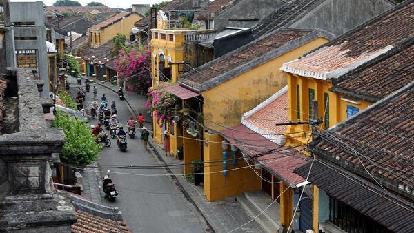 Đến với Hội An, du khách được tham quan miễn phí tất cả điểm du lịch trên địa bàn. - Sputnik Việt Nam