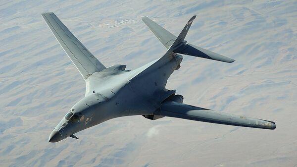 máy bay ném bom B-1B Lancer - Sputnik Việt Nam