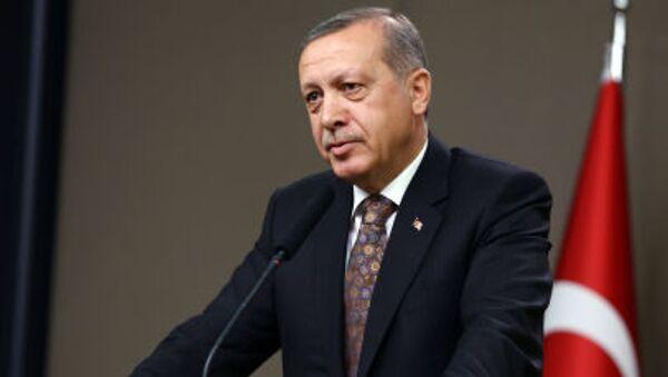 Tayyip Erdogan  - Sputnik Việt Nam