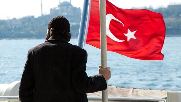 Thổ Nhĩ Kỳ không thể đóng eo biển dành cho tàu Nga đi Syria - Sputnik Việt Nam