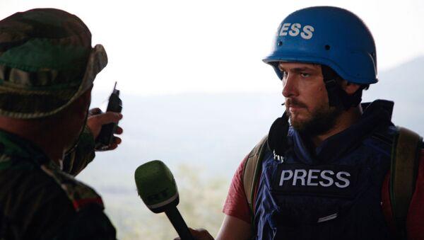 Nhà báo RT - Sputnik Việt Nam