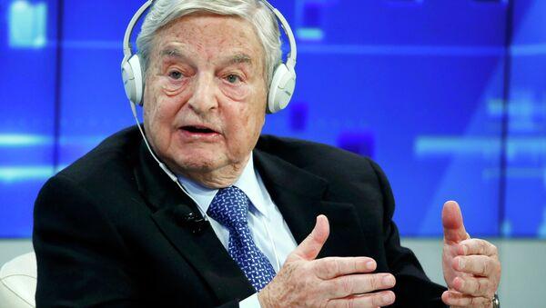 George Soros - Sputnik Việt Nam