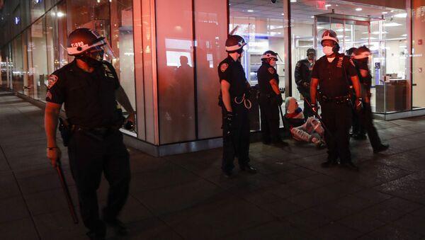 Cuộc bạo loạn tại New York - Sputnik Việt Nam