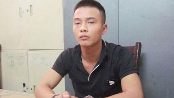 Phạm nhân trốn trại Triệu Quân Sự. - Sputnik Việt Nam