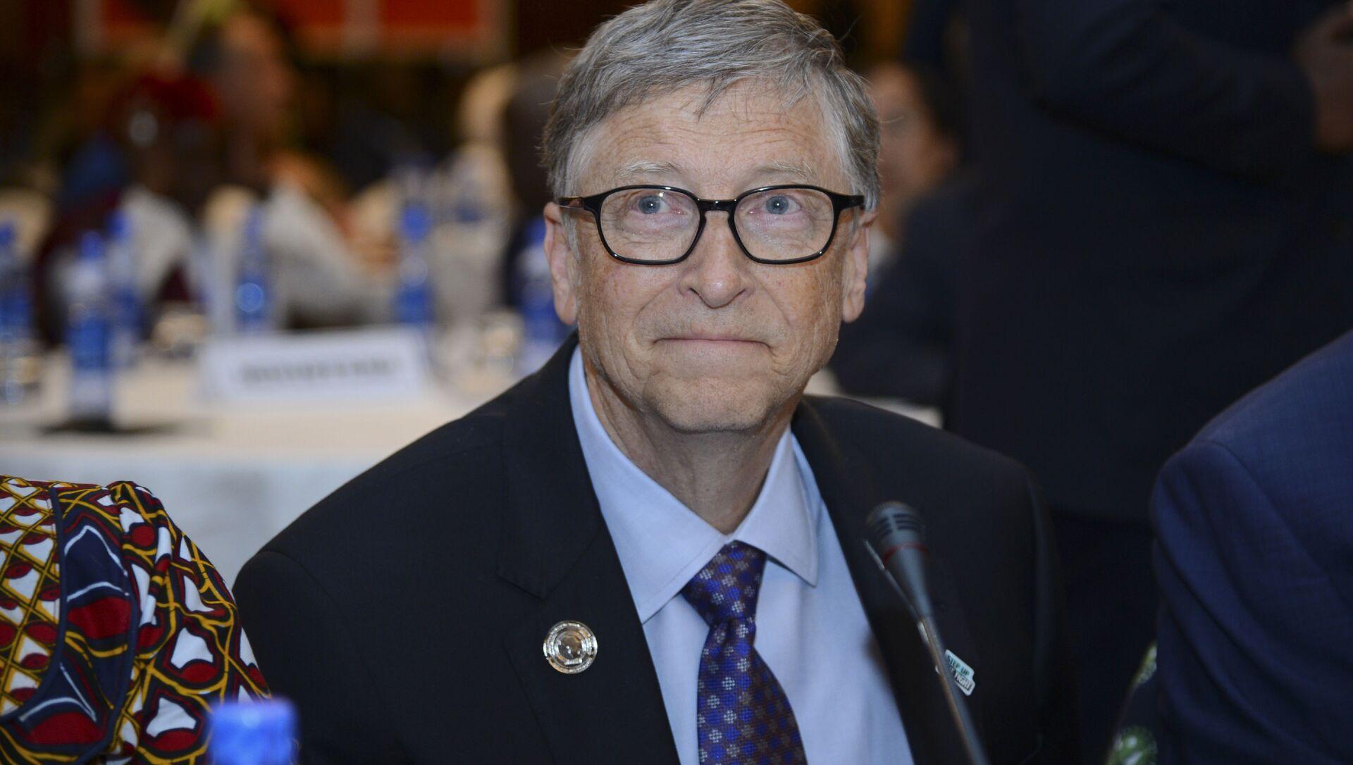 Bill Gates. - Sputnik Việt Nam, 1920, 15.09.2021