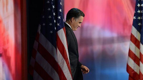 Trump thông báo cho cựu ứng cử viên tổng thống của đảng Cộng hòa Romney sẽ không đề cử ông làm ngoại trưởng - Sputnik Việt Nam