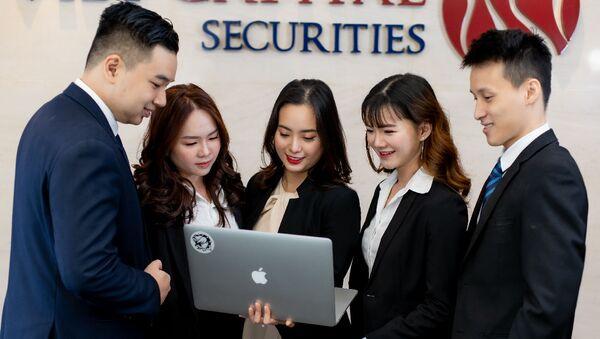 Công ty Chứng khoán Bản Việt VCSC - Sputnik Việt Nam
