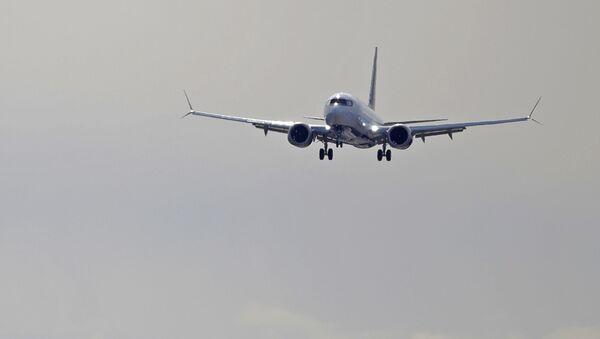Máy bay Boeing 737 MAX - Sputnik Việt Nam