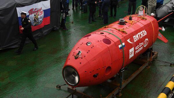Phương tiện không người lái dưới nước mới nhất Vityaz - Sputnik Việt Nam