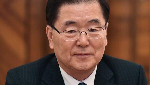 Đặc phái viên của Tổng thống Hàn Quốc cho biết Seoul đánh giá cao vai trò của Nga trong việc đạt được hòa bình trên Bán đảo Triều Tiên - Sputnik Việt Nam