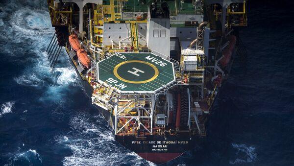 Sản xuất tiền muối năm 2007 chiếm 50,7% tổng lượng khai thác dầu khí trong cả nước - Sputnik Việt Nam