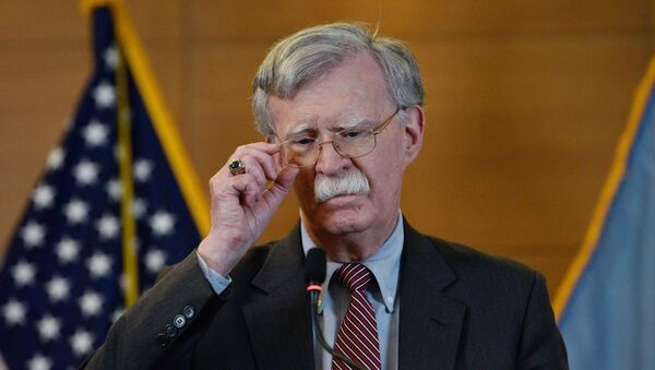 Cố vấn an ninh quốc gia Hoa Kỳ cho John Bolton - Sputnik Việt Nam