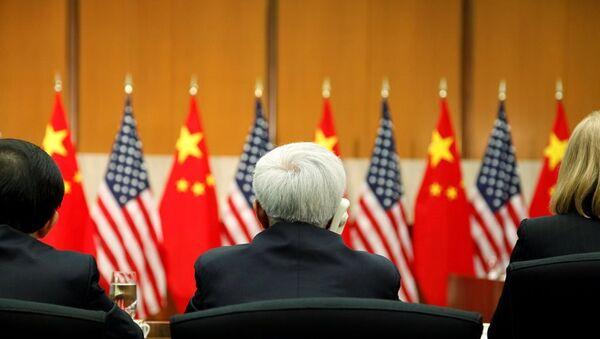 Chuyên gia Trung Quốc: Chính quyền Trump sẽ phát triển mạnh mẽ các hiệp định thương mại song phương trong tương lai - Sputnik Việt Nam