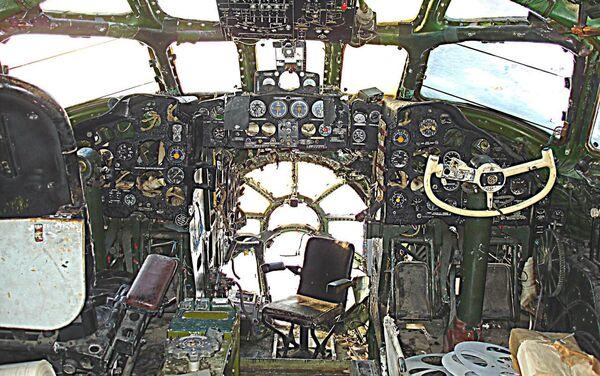 Cabin năm 2009. - Sputnik Việt Nam