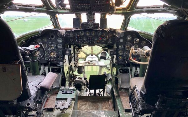 Cabin hiện tại. - Sputnik Việt Nam