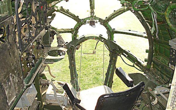Buồng hoa tiêu năm 2009. - Sputnik Việt Nam
