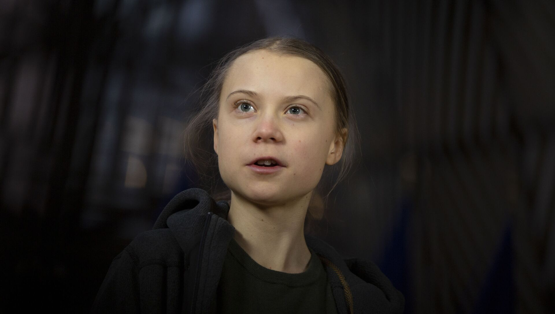 Nhà hoạt động Thụy Điển Greta Thunberg - Sputnik Việt Nam, 1920, 25.09.2021