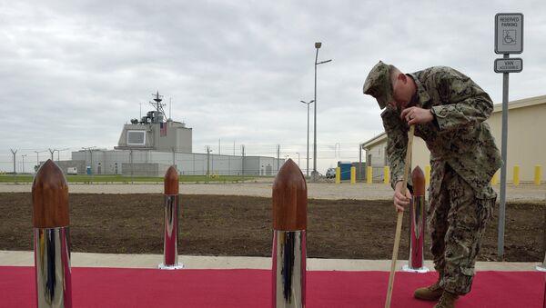 Trạm chống tên lửa Mỹ Aegis Ashore Romania tại căn cứ quân sự - Sputnik Việt Nam