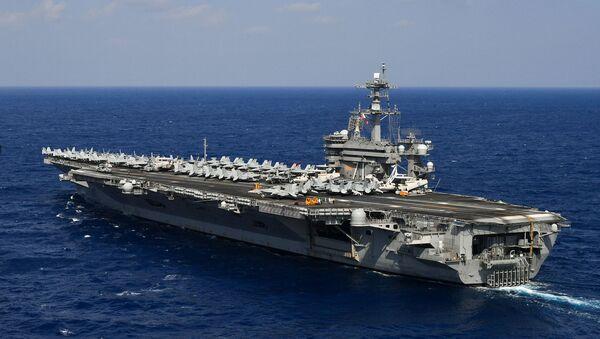 USS Theodore Roosevelt - Sputnik Việt Nam