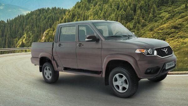 Cập nhật UAZ Pickup - Sputnik Việt Nam