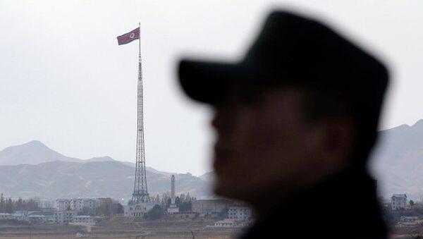 Triều Tiên sẽ tăng cường sức mạnh quân sự trước khi Hoa Kỳ ký thỏa thuận hòa bình với nước này - Sputnik Việt Nam