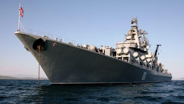 Tuần dương hạm Varyag - Sputnik Việt Nam
