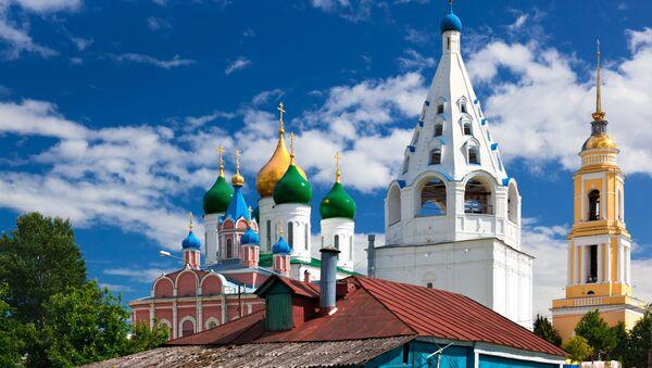 Nhà thờ thành phố Kolomna - Sputnik Việt Nam