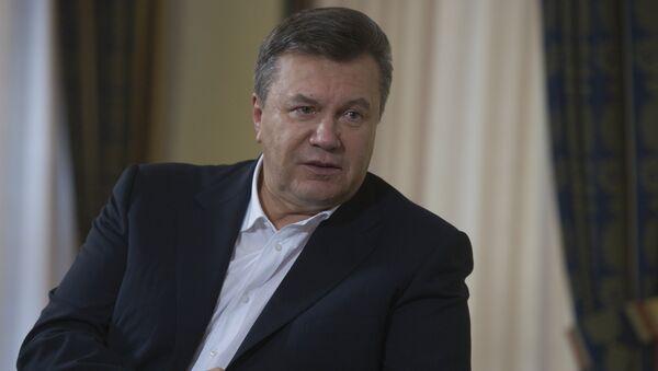 Viktor Yanukovych - Sputnik Việt Nam