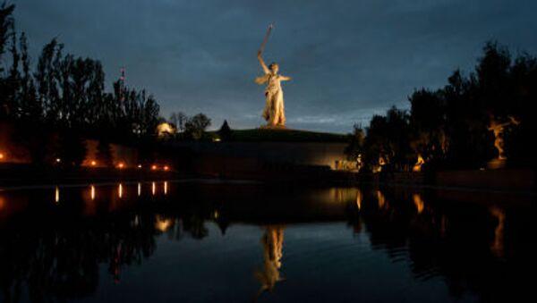 Người Mẹ Tổ quốc ở Volgograd - Sputnik Việt Nam