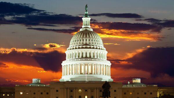 Điện Capitol Hoa Kỳ - Sputnik Việt Nam