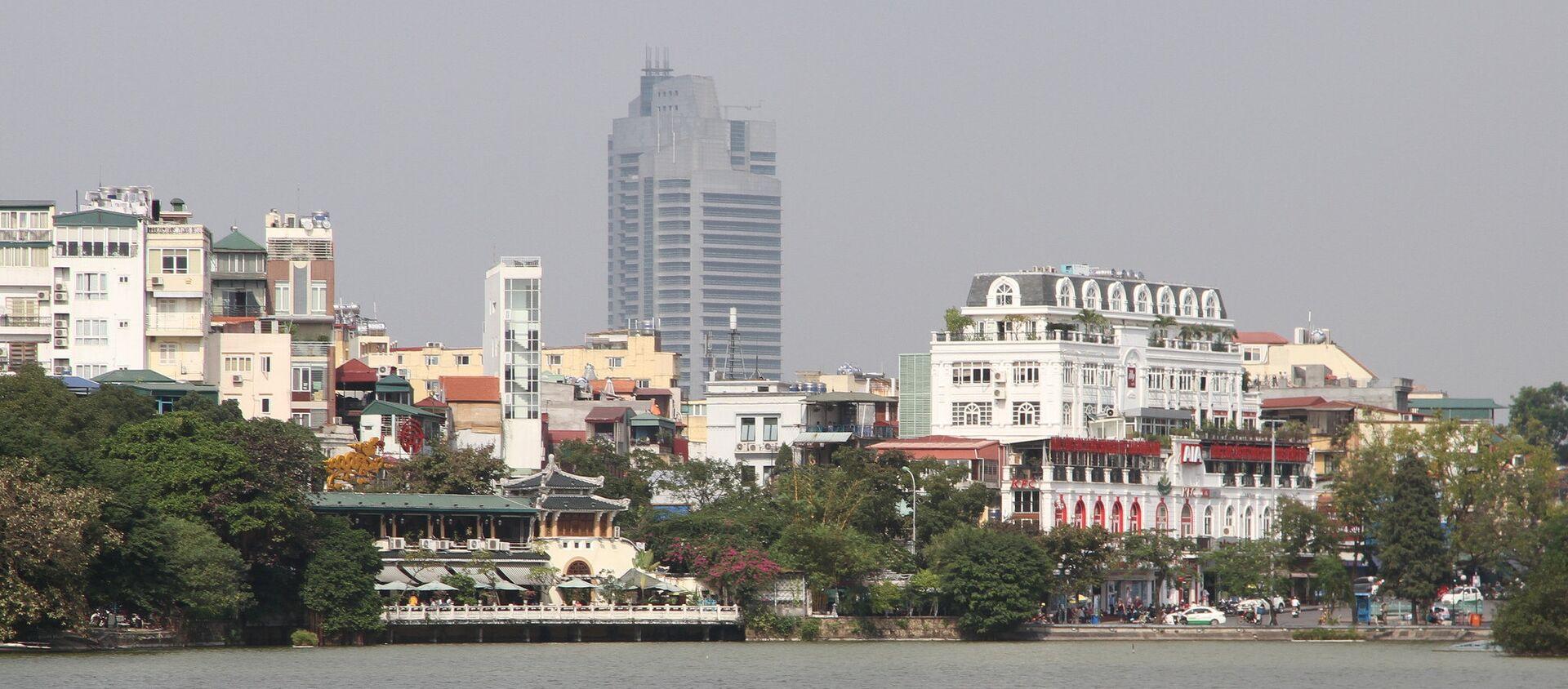 Thành phố Hà Nội - Sputnik Việt Nam, 1920, 24.01.2021