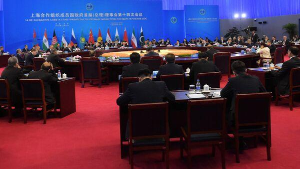 Phiên họp Ủy ban Thủ tướng các nước SCO thành phần hẹp tại thành phố Trịnh Châu, Trung Quốc - Sputnik Việt Nam