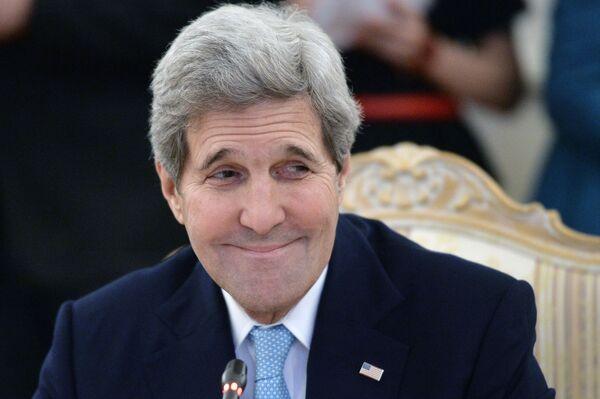 Ngoại trưởng Mỹ John Kerry tại Moskva - Sputnik Việt Nam