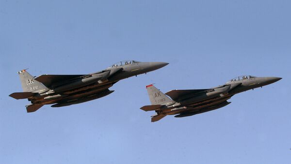 F-15 - Sputnik Việt Nam
