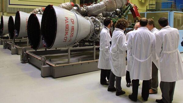 Động cơ tên lửa - Sputnik Việt Nam